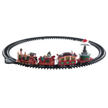 Lemax Village Collection North Pole Railway #74223