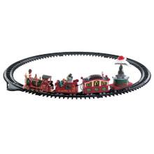 Lemax Village Collection North Pole Railway #74223