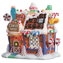 Lemax Village Collection The Candy Shop #75181