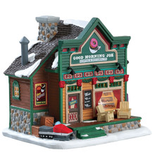 Lemax Village Collection Good Morning Joe #75202