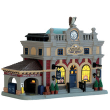 Lemax Village Collection Harvest Crossing Post Office #75217