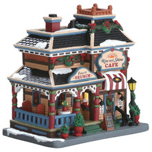 Lemax Village Collection Rise And Shine Cafe #75231