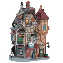 Lemax Village Collection Alexander's Apothecary #75248