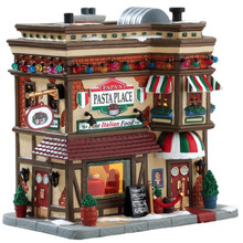 Lemax Village Collection Papa's Pasta Place #75254