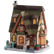 Lemax Village Collection The Pie Shop #75258