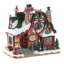 Lemax Village Collection The Claus Cottage #75292