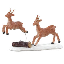 Lemax Village Collection Prancing Reindeer #82586