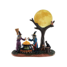 Lemax Village Collection Full Moon Moonshine #84335