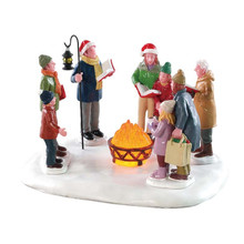 Lemax Village Collection Toasty Caroling #84362