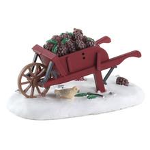 Lemax Village Collection Wheelbarrow #84365