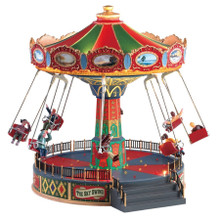 Lemax Village Collection The Sky Swing #84379