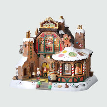 Lemax Village Collection Mrs. Claus' Kitchen #85314
