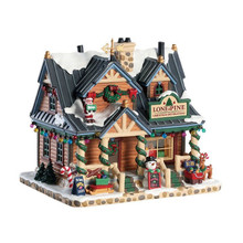 Lemax Village Collection Lone Pine Christmas Decorations #85323