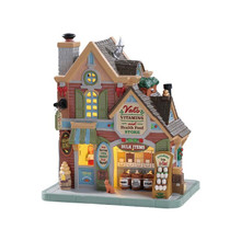 Lemax Village Collection Val's Vitamins & Health Food Store #85334