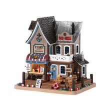 Lemax Village Collection St. Elmo's Brasserie #85337