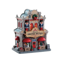 Lemax Village Collection Nora's Christmas Boutique #85344
