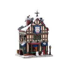 Lemax Village Collection Old British Pub #85345