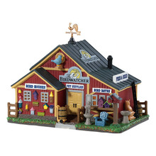 Lemax Village Collection The Birdwatcher #85367