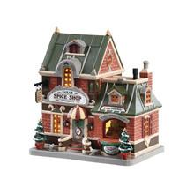 Lemax Village Collection Sara's Spice Shop #85370