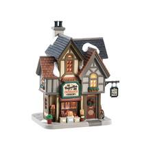 Lemax Village Collection The Baguettes And Croissants Shop #85372