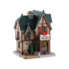 Lemax Village Collection The Red Bow Christmas Shoppe #85379