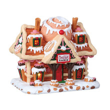 Lemax Village Collection Cinna-Swirl Cabin #85383