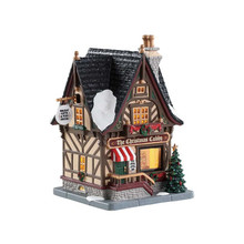 Lemax Village Collection The Christmas Cubby #85387