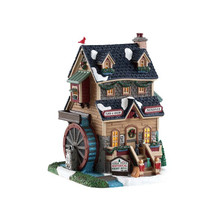 Lemax Village Collection Cedar Falls Grist Mill #85390