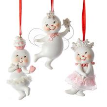 Kurt Adler Snow Giggle Lady Ornament #C4750