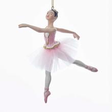 Kurt Adler Asian Ballerina Girl Ornament #E0238