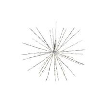 180L LED North Pole Star - Warm White, Silver Wire