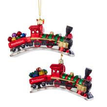 Kurt Adler Toy Train Ornament #NB0968