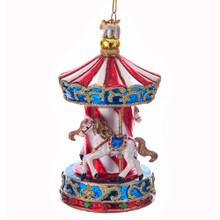 Kurt Adler Carousel Ornament #NB1360