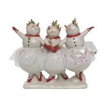 Snowlady Ballerinas #Y3986