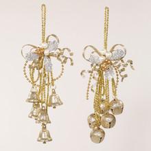 Kurt Adler Bell Cluster Ornament #J4941