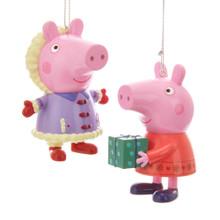 Kurt Adler Peppa Pig Ornament #PA1181