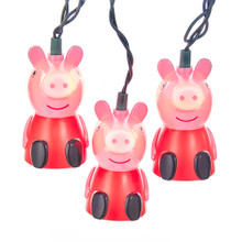 Kurt Adler Peppa Pig Light Set #PA9161