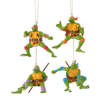 Kurt Adler Ninja Turtles Ornament #TM1181