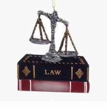 Kurt Adler Lawyer Ornament #A1660