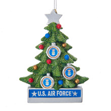 Kurt Adler Air Force Christmas Tree Ornament #AF2181
