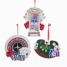 Kurt Adler Casino Ornament #C6554