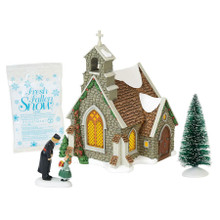 Department 56 Isle of Wight Chapel #6000587