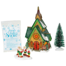 Department 56 St. Nicholas Chapel #6000616