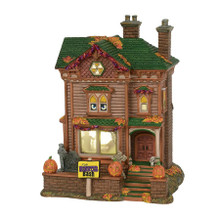 Department 56 Monster Mash Party House #6000659