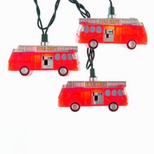 Kurt Adler Fire Truck Light Set #UL0697