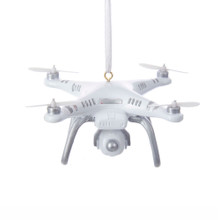 Kurt Adler Drone Ornament #W8391