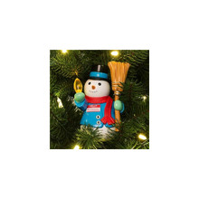Mr. Christmas Voice Activated Tree Light Controller Snowman