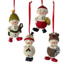 Kurt Adler Snowman Ornament #C4747