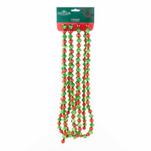 Kurt Adler Christmas Beaded Garland #H0271