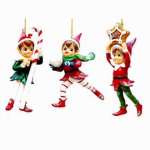Kurt Adler Elf Ornament #TD1579